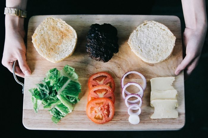 Store the ingredients for your lunch separately to make your meal less attractive to thieves