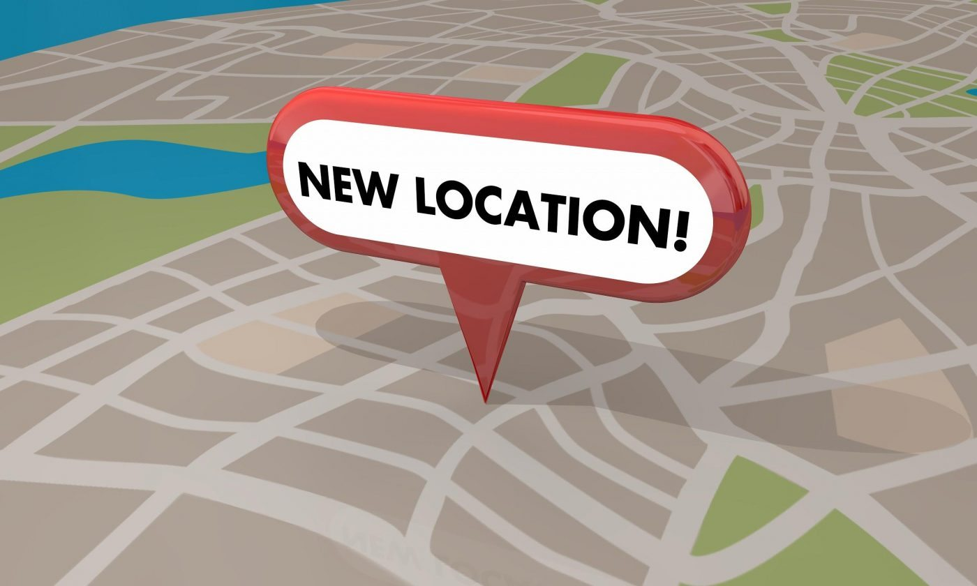 What to look for in a new location
